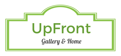UpFront Gallery & Home Logo
